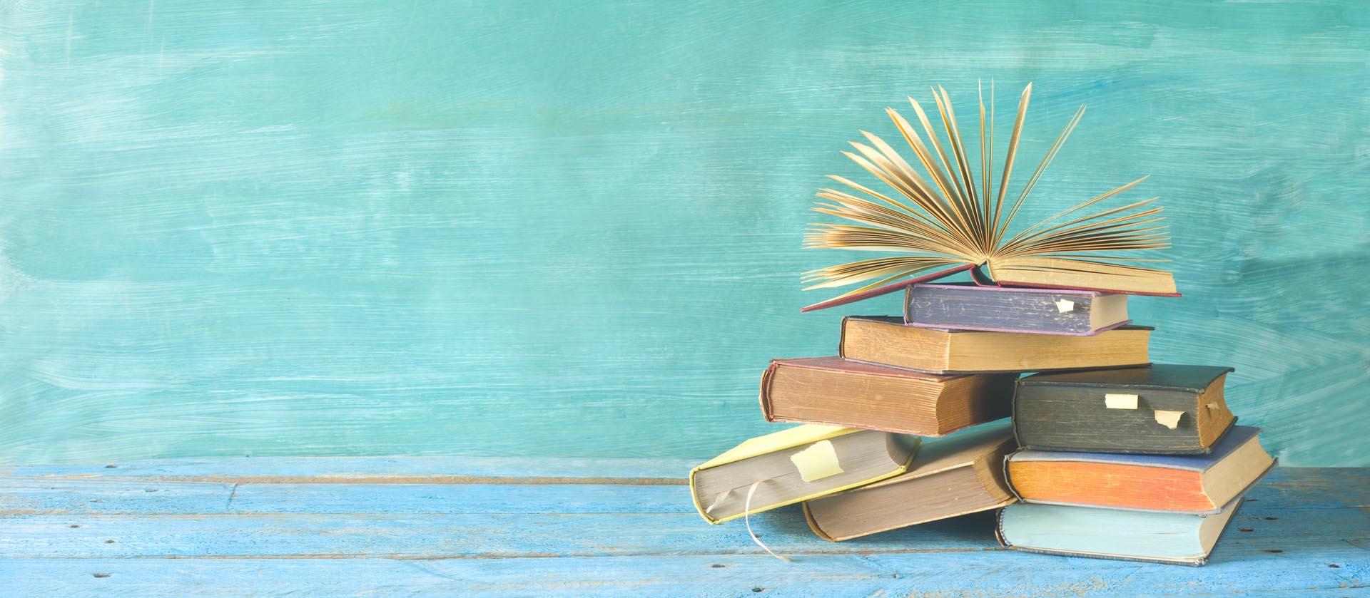 Offene Bücher | KLDM - Fantasie in Worten