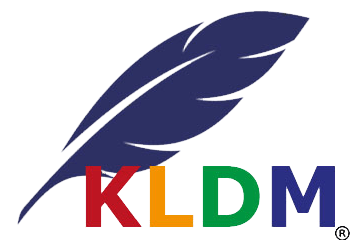 KLDM - Fantasie in Worten | Logo