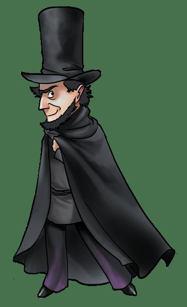 Rachsascan Zauberer |KLDM - Fantasie in Worten