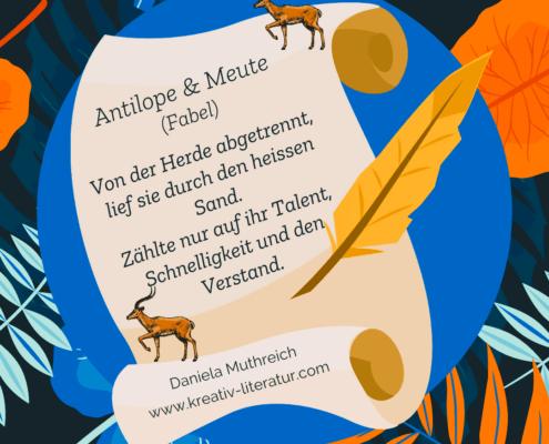 Antilope und Meute KLDM