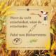 Fabel vom Bäckermeister KLDM